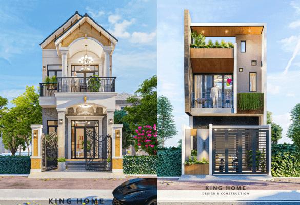 Báo giá dịch vụ xây nhà trọn gói 2021