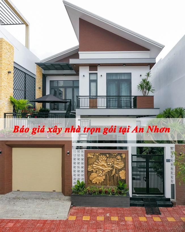 Nhà Anh Triều - Không gian sống chan hoà | Kiến Trúc King Home