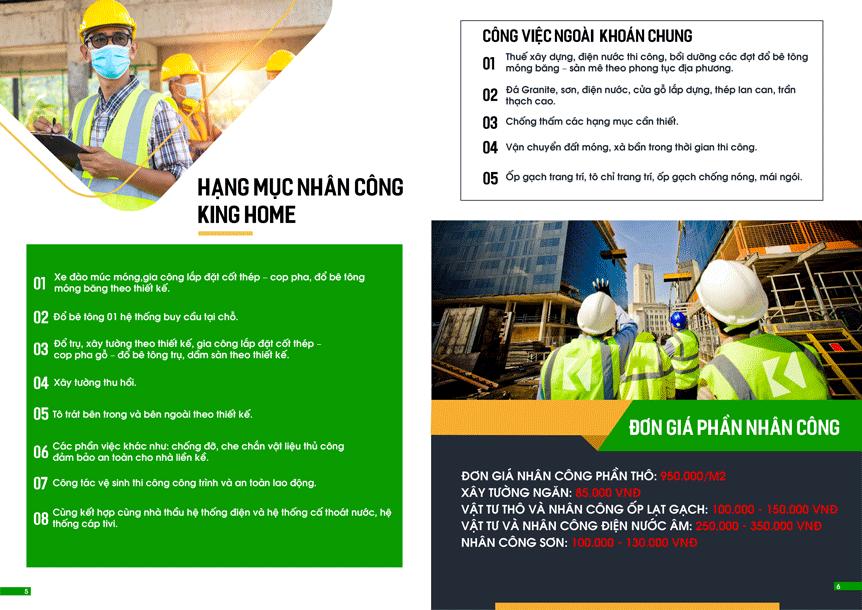 Nhà thầu xây dựng uy tín chất lượng nhất tại An Nhơn