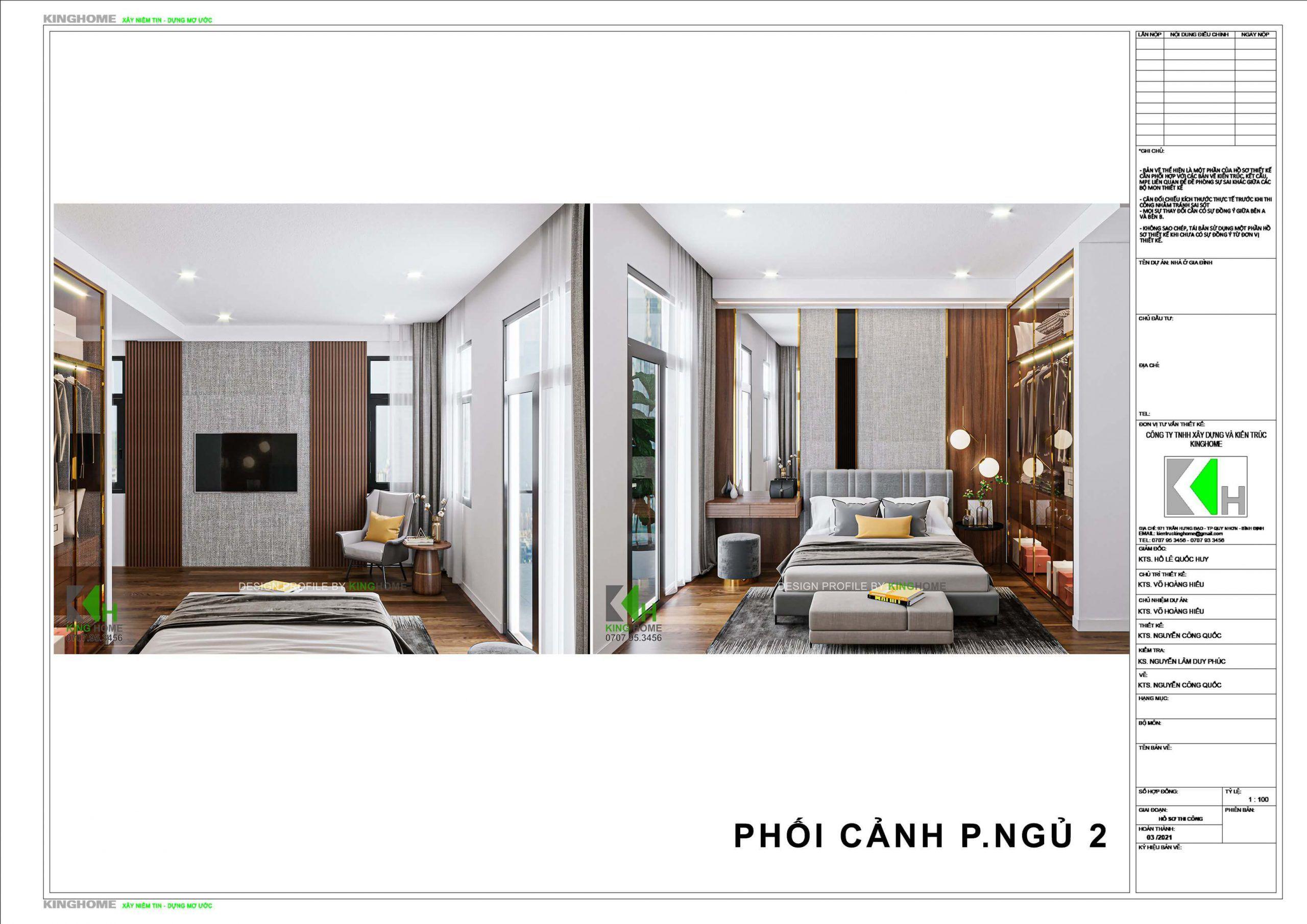 Nhà Anh Khoa - Nhà phố 2 tầng Mái Thái tiện nghi