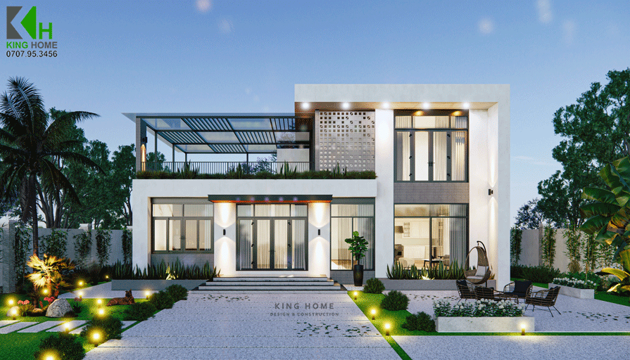 Báo giá dịch vụ xây nhà trọn gói Quy Nhơn 2021