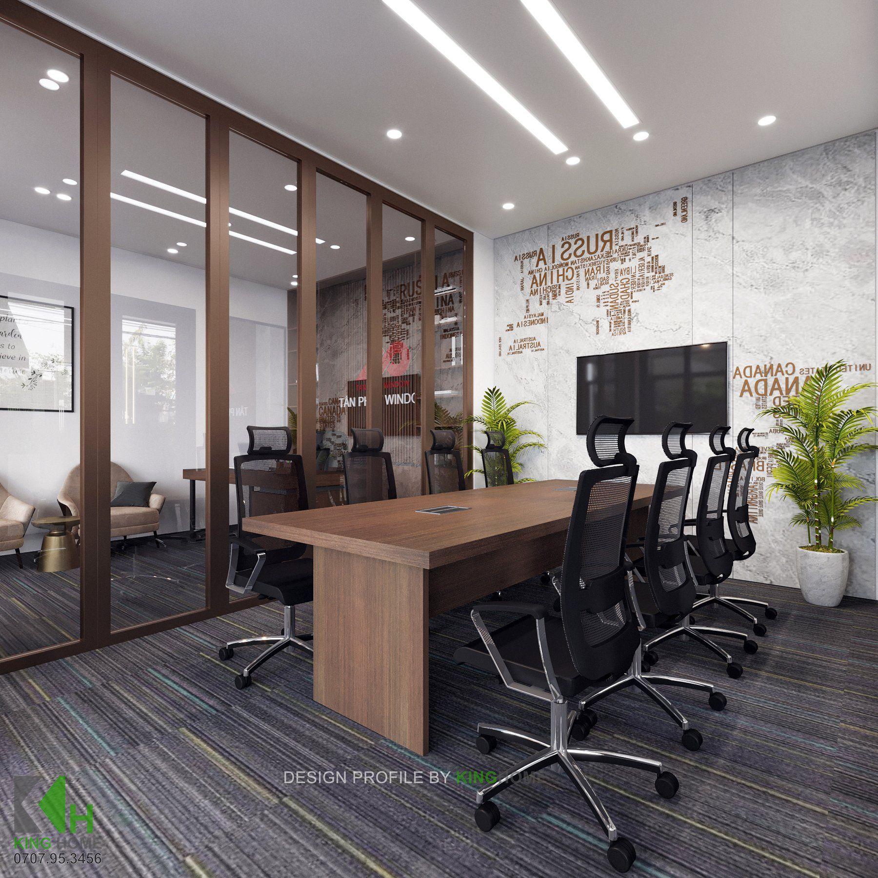 Thiết kế showroom đẳng cấp